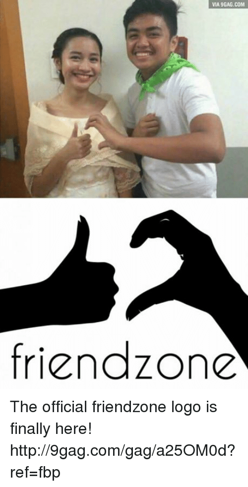 9gag, Dank, and Finals: VIA 9GAG.COM  friendzone The official friendzone logo is finally here! http://9gag.com/gag/a25OM0d?ref=fbp