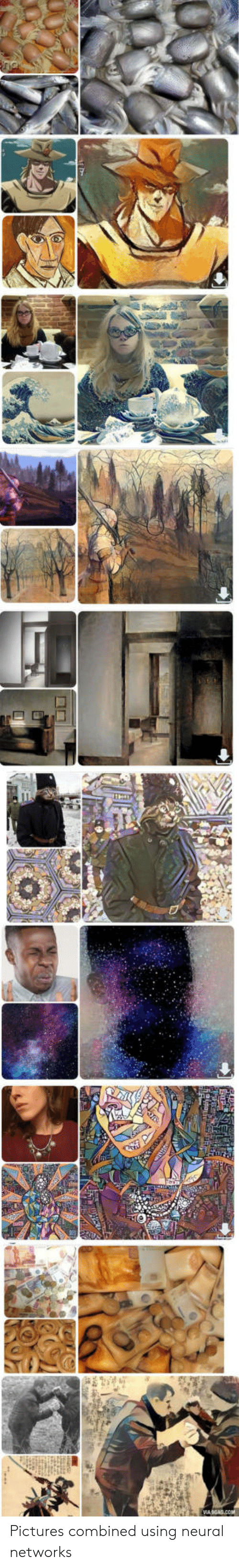 neural networks: VIA SGAB.COM Pictures combined using neural networks