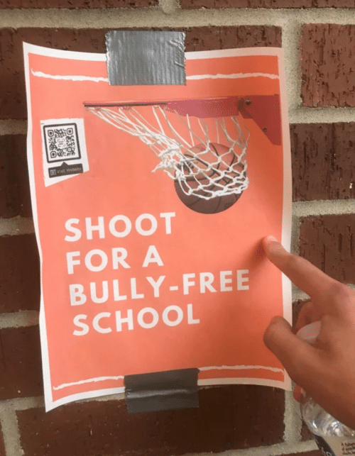 website: Visit Website  SHOOT  FOR A  BULLY-FREE  SCHOOL