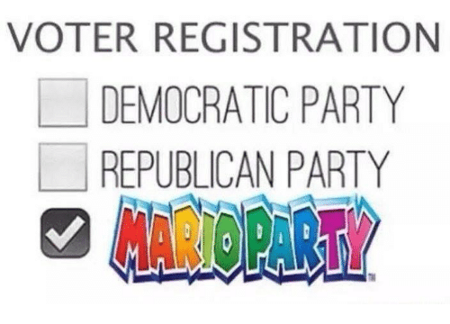 Republican Party: VOTER REGISTRATION  LI DEMOCRATIC PARTY  REPUBLICAN PARTY  AROPART