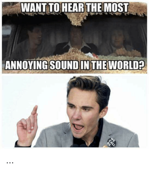 🅱️ 25+ Best Memes About Want to Hear the Most Annoying Sound
