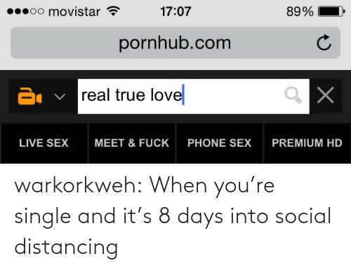 Target, Tumblr, and Blog: warkorkweh:  When you're single and it's 8 days into social distancing