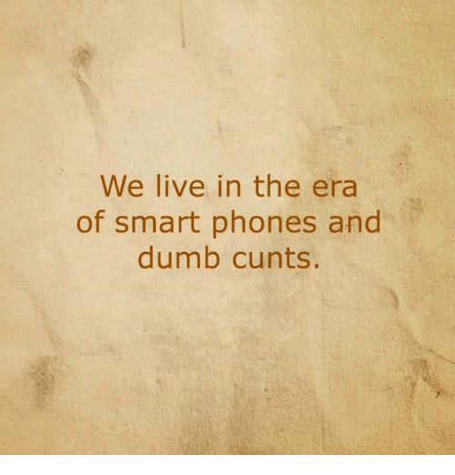 an era of smart phones and dumb people So yes emmanuel you are right, sometimes we need to step away from the pc and phone and enjoy some of what the real world has to offer us, including face-to-face human interaction and reading physical books.