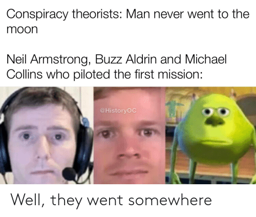 somewhere: Well, they went somewhere