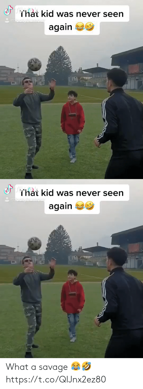 soccer: What a savage 😂🤣 https://t.co/QIJnx2ez80