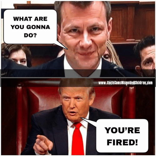 Com, You, and What: WHAT ARE  YOU GONNA  DO?  www.unclesamsMisguidedchildrer.com  YOU'RE  FIRED!