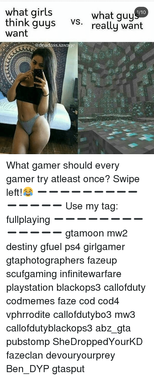 VIOLET: What guys really want in a girlfriend