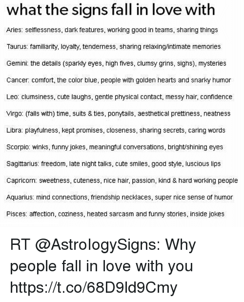 who do aries fall in love with