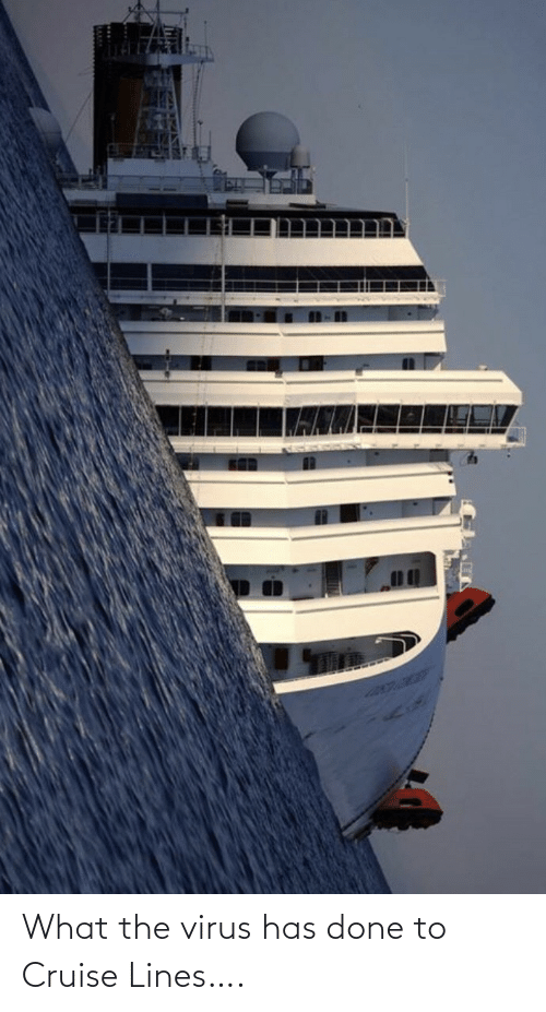 lines: What the virus has done to Cruise Lines….