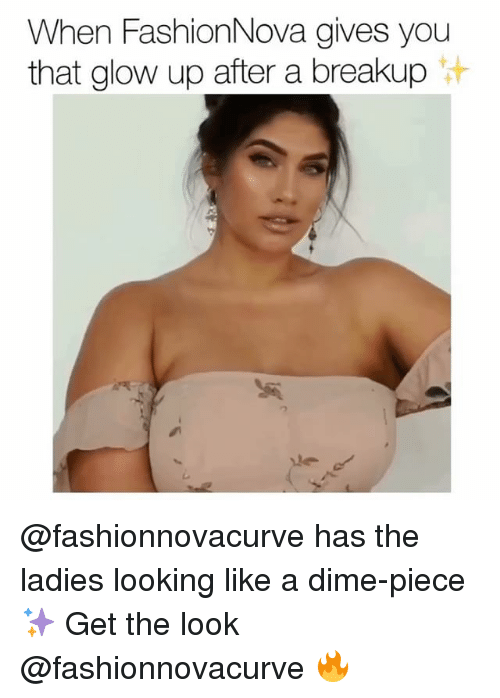 dimes: When FashionNova gives you  that glow up after a breakup @fashionnovacurve has the ladies looking like a dime-piece ✨ Get the look @fashionnovacurve 🔥