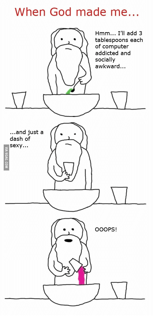🅱️ 25+ Best Memes About When God Made Me Meme Generator
