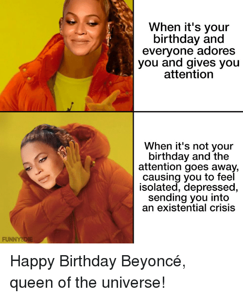25 Best Memes About Happy Birthday Beyonce Happy Birthday
