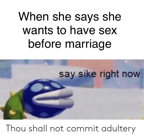 🅱️ 25+ Best Memes About No Sex Before Marriage   No Sex Before
