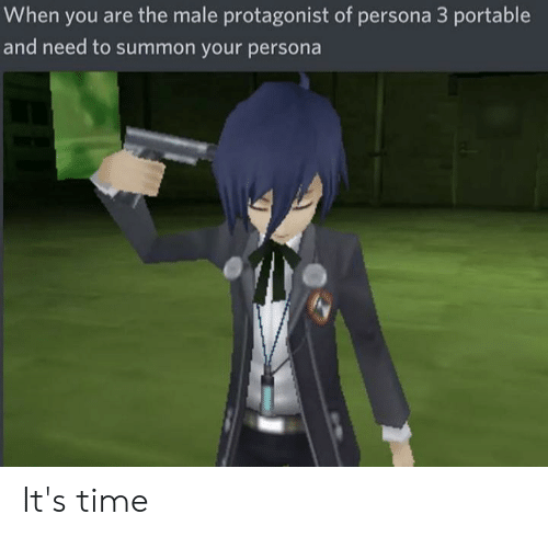 🅱️ 25+ Best Memes About Persona 3 | Persona 3 Memes