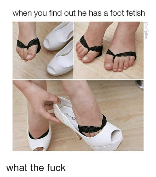 Best foot fetish pics