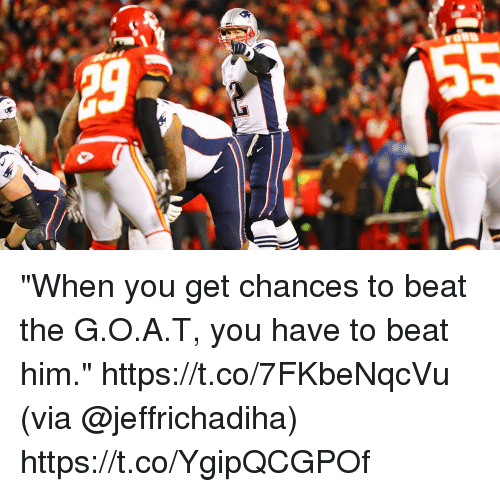 "Memes, 🤖, and Him: ""When you get chances to beat the G.O.A.T, you have to beat him."" https://t.co/7FKbeNqcVu (via @jeffrichadiha) https://t.co/YgipQCGPOf"