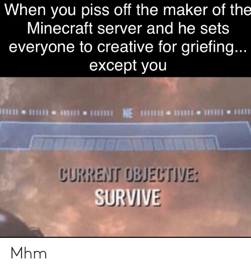 🅱️ 25+ Best Memes About Griefing | Griefing Memes