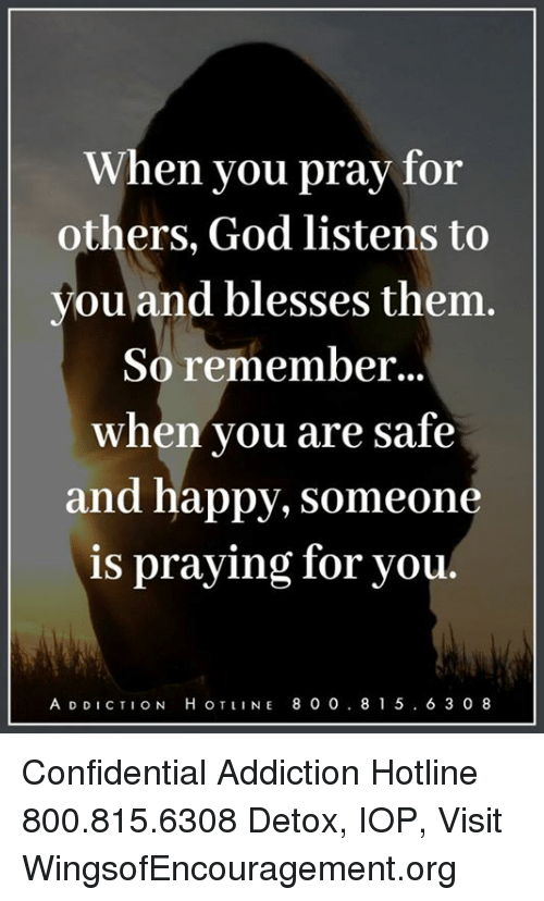 God Happy And Detox When You Pray For Others God Listens To