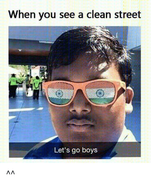 Polandball, Boys, and You: When you see a clean street  Let's go boys ^^