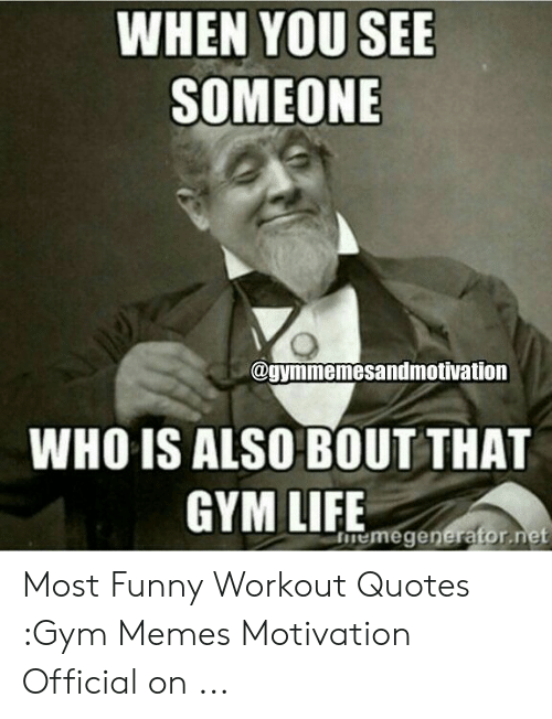 Quote Funny Workout Quotes For Instagram