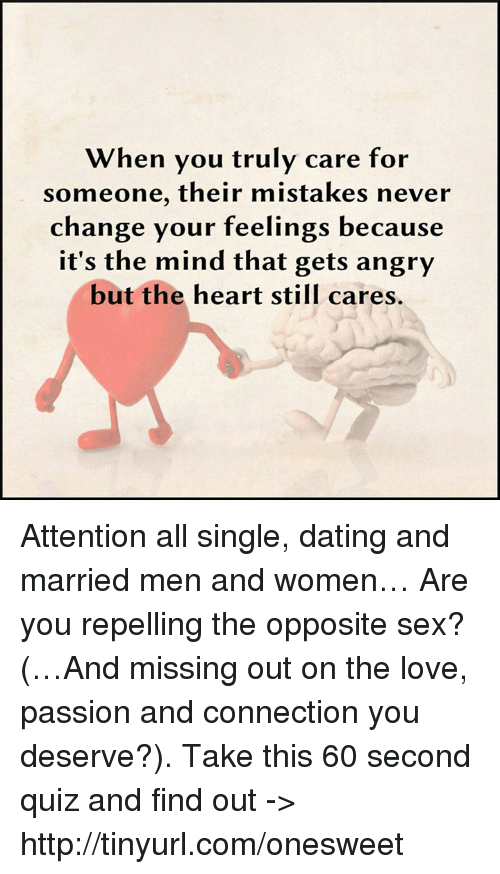 dating a guy who is separated