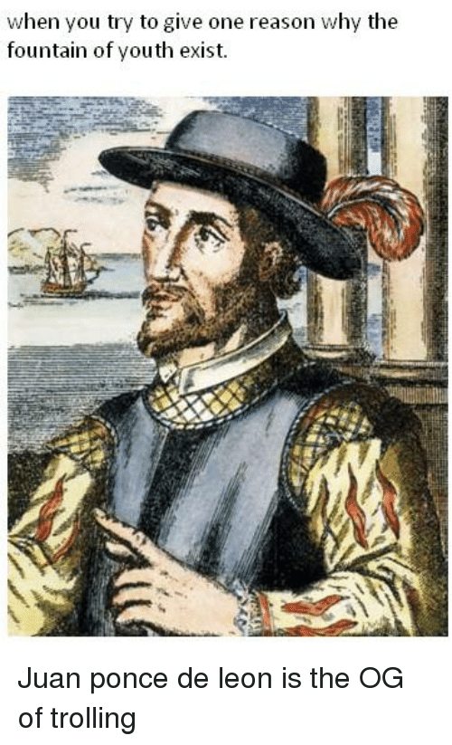 a biography of ponce de leon About this quiz & worksheet the questions on this worksheet and quiz will test you on the career and voyages of juan ponce de leon the quiz will ask you about why he went on his voyages, where.