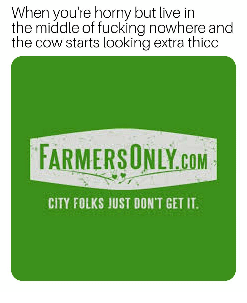 City folks just don t get it