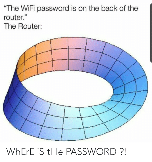Where Is: WhErE iS tHe PASSWORD ?!