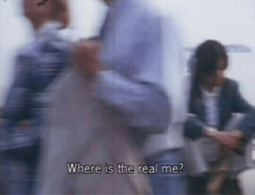 The Real, Real, and  Real Me: Where is the real me?