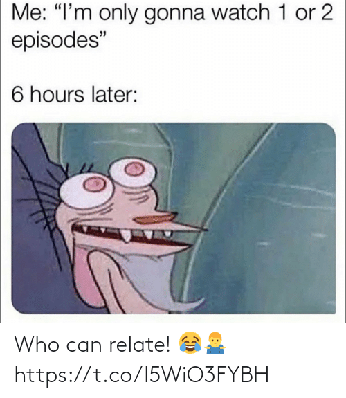 Relate: Who can relate! 😂🤷♂️ https://t.co/l5WiO3FYBH