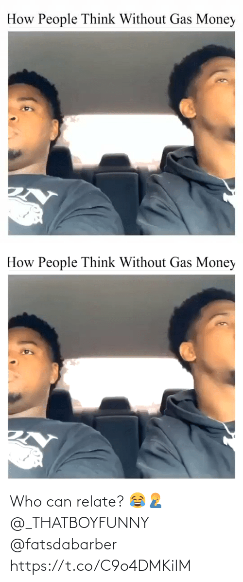 Can Relate: Who can relate? 😂🤦♂️ @_THATBOYFUNNY @fatsdabarber https://t.co/C9o4DMKiIM