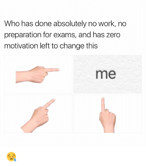 zeroes: Who has done absolutely no work, no  preparation for exams, and has zero  motivation left to change this  me 😪