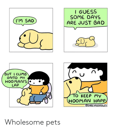 Pets: Wholesome pets
