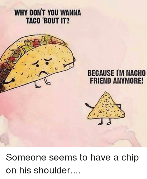 Punny, Chip, and Friend: WHY DONT YOU WANNA