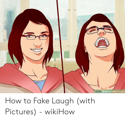 🅱️ 25+ Best Memes About How to Fake Laugh | How to Fake