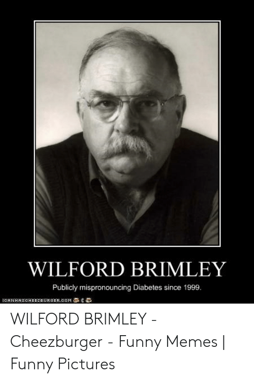 canción de diabetes wilfred brimley