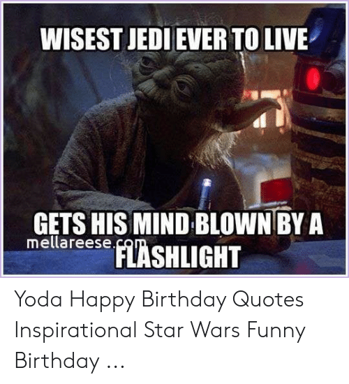 WISEST JEDI EVER TO LIVE GETS HIS MIND BLOWN BY a ...