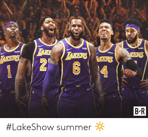 Summer, Takers, and Kers: wish  wish  KERS  TAKE  wish  TAKERS ERS  wish  4  B R #LakeShow summer 🔆