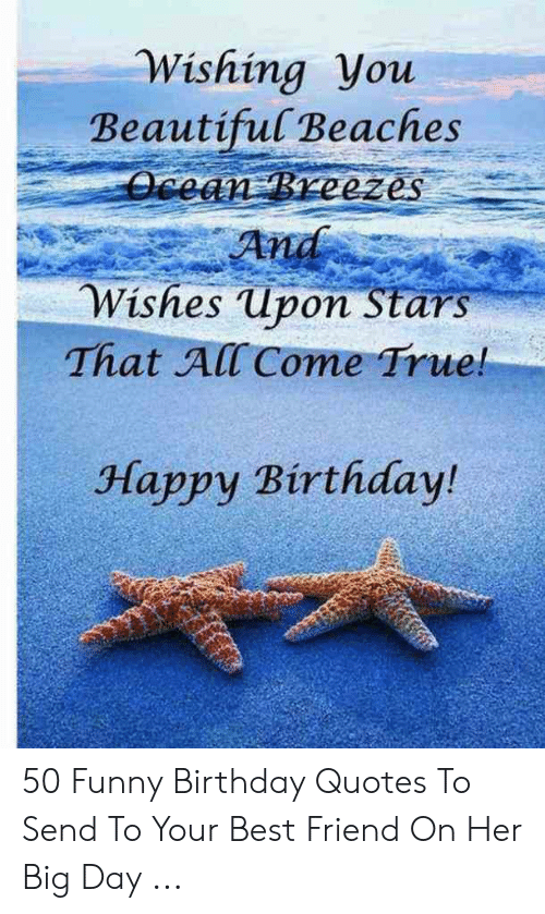 Wishing You Beautiful Beaches Wishes Upon Stars That All ...