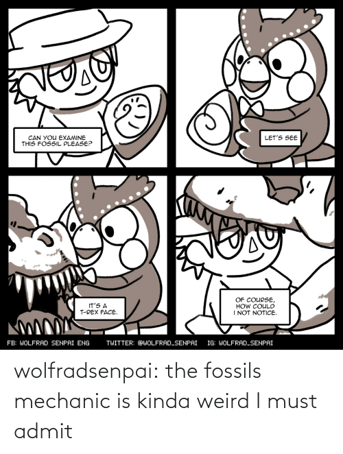 kinda: wolfradsenpai:  the fossils mechanic is kinda weird I must admit