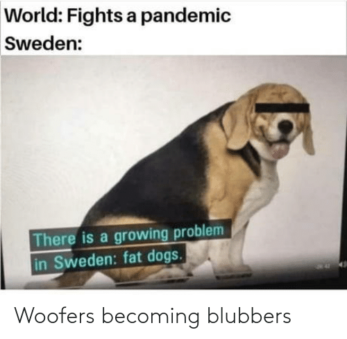 Becoming: Woofers becoming blubbers