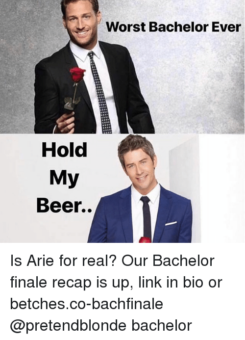 Bachelor Apartment Meme Beer, Bachelor, and Link: Worst Bachelor Ever Hold My Beer.. Is