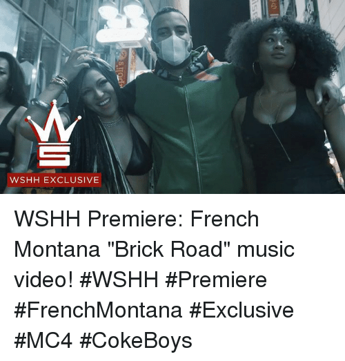 """French Montana: WSHH EXCLUSIVE WSHH Premiere: French Montana """"Brick Road"""" music video! #WSHH #Premiere #FrenchMontana #Exclusive #MC4 #CokeBoys"""