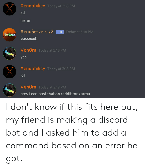 🅱️ 25+ Best Memes About Discord | Discord Memes