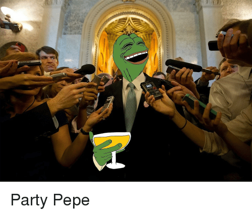 Pepe, Xxxxxxxxx, and Pepee: ****XXXXXXXXX Party Pepe
