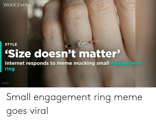 dd12cb47aa788c 🅱 25+ Best Memes About Engagement Ring Meme | Engagement Ring Memes
