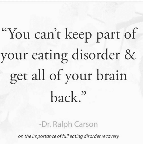Image result for eating disorder recovery