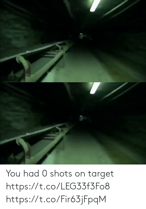 shots: You had 0 shots on target https://t.co/LEG33f3Fo8 https://t.co/Fir63jFpqM
