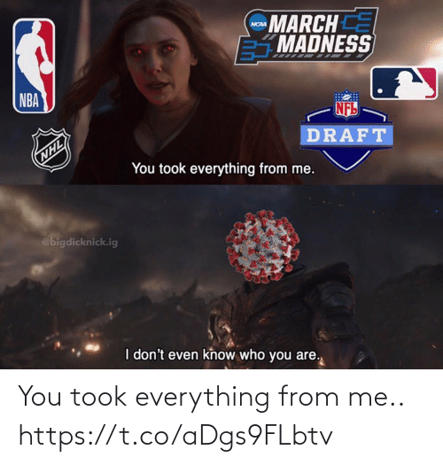 ballmemes.com: You took everything from me.. https://t.co/aDgs9FLbtv