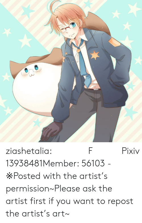 Illust: ziashetalia: アルフレッド・F・ジョーンズPixiv ID: 13938481Member:  56103 - 木綿  ※Posted with the artist's permission~Please ask the artist first if you want to repost the artist's art~